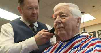 Courtice, Ont. barbershop doing its part to raise Movember awareness - Global News