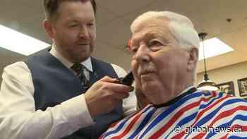 Courtice barbershop raising 'Movember' awareness | Watch News Videos Online - Globalnews.ca