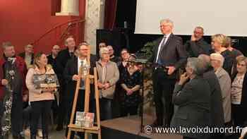Vendin-le-Vieil : le tissu associatif rend hommage à Didier Hiel pour ses derniers vœux - La Voix du Nord