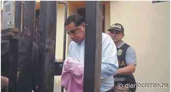 Preso Willy Serrato pasará a pabellón de máxima seguridad - Diario Correo