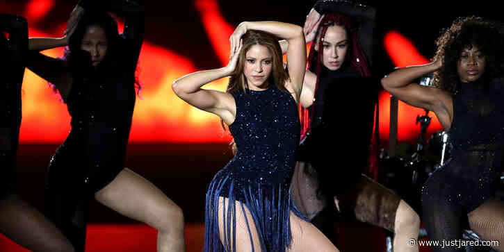 Shakira's 15 Biggest Songs - See Her Most Successful U.S. Hits!