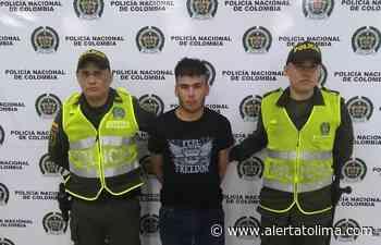 Capturado hombre que intento asesinar en Armero Guayabal - Alerta Tolima