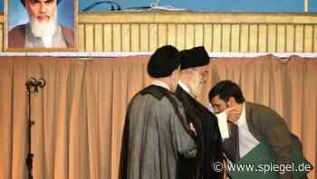 Iran: Khamenei gegen Kandidatur von Ahmadinedschad - SPIEGEL ONLINE