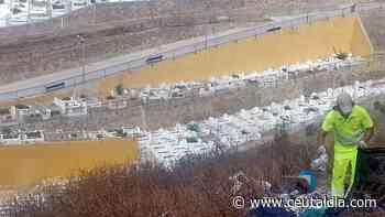 La Ciudad prepara la ampliación de Sidi Embarek y Santa Catalina - Ceuta al día