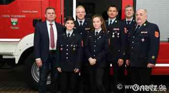 Rekordzahlen bei der Feuerwehr Teunz - Onetz.de