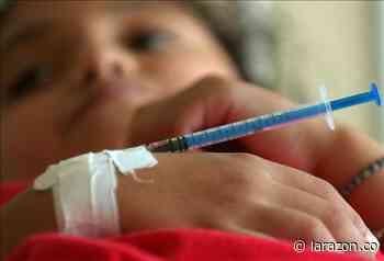 Cinco menores hospitalizados con dengue grave en Chimá - LA RAZÓN.CO