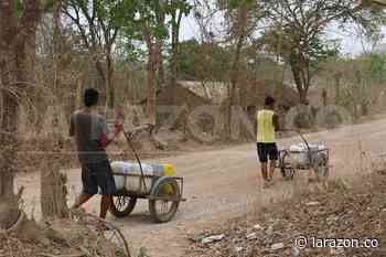 Sequía afecta al menos un 70% del municipio: alcalde de Chimá - LA RAZÓN.CO