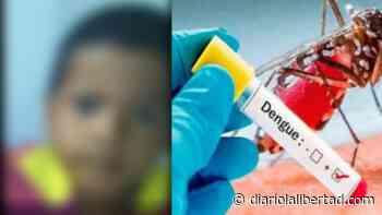 Muere niño por dengue hemorrágico en Chimá, Córdoba - Diario La Libertad