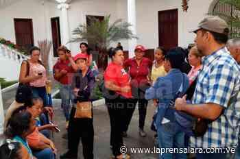 Habitantes de Cabudare exigen pernil - La Prensa de Lara