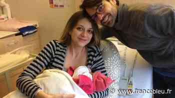 Eva, premier bébé de l'année, née à Chambray-les-Tours à 00h02 - France Bleu