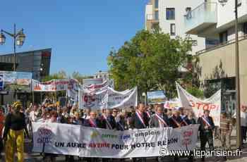 Guerville : élus et préfecture furieux après les délocalisations de Calcia - Le Parisien