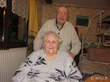 Yvelines. Gaillon-sur-Montcient : mariés depuis 65 ans, les époux Petit voient l'amour en grand - actu.fr