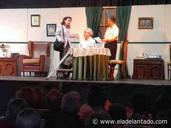 'El pasamanos' cierra la Muestra de Teatro de Pinillos de Polendos - El Adelantado de Segovia