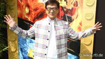 Jackie Chan: Kollaboration mit Li-Ning - RTL Online
