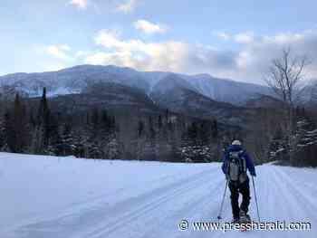 Hiking: Winter fun and games in the glorious Gaspe - Press Herald