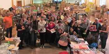 Küssaberg: Ein Küssaberger Ehepaar als Weihnachtswichtel: Mirjam und Manuel Tamm helfen schwerkranken Kindern - SÜDKURIER Online