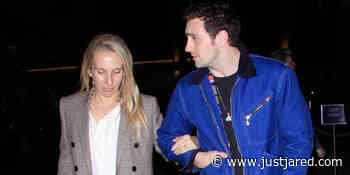 Aaron & Sam Taylor-Johnson Do Date Night in Los Angeles - Just Jared