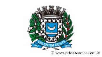 Prefeitura de Valentim Gentil - SP anuncia retificação para o Concurso Público - PCI Concursos