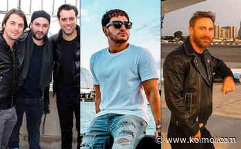 "DJ Jonas Blue: ""Ended Up Becoming A DJ Because Of David Guetta & Swedish House Mafia"" - Koimoi"