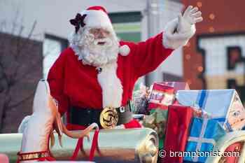 How to Avoid Long Lines for Santa at Bramalea City Centre - bramptonist.com