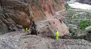 Áncash: lluvias y huaicos ocasionan derrumbes en Huaraz y Pomabamba - El Comercio - Perú