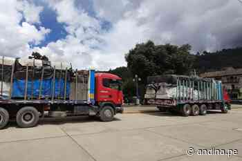 Llegan a Pomabamba módulos de vivienda para familias afectadas por lluvias - Agencia Andina