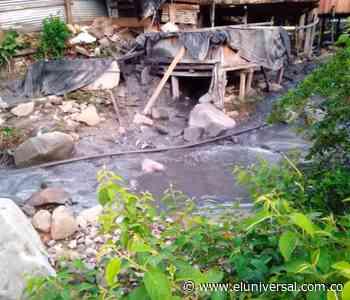 Coopcaribona sí es titular de explotación minera en Montecristo - El Universal - Colombia