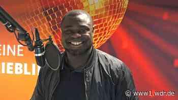 Gerald Asamoah zu Gast bei WDR 4 - WDR Nachrichten