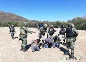 Enfrentamiento en Tepalcatepec deja un muerto - La Silla Rota
