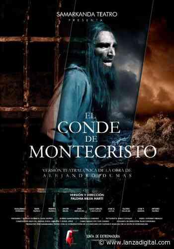 Samarkanda Teatro representará en Bolaños 'El Conde de Montecristo' - Lanza Digital