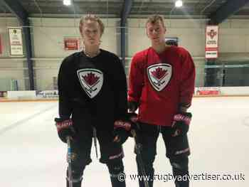 ICE HOCKEY: Dunchurch brothers selected to play for Great Britain - Rugby Advertiser