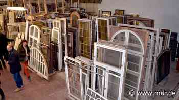 Wertvollste Bauteile aus Trebsen kommen nach Ottendorf-Okrilla - MDR