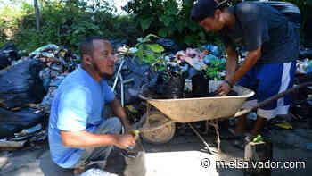 El cantón Barahona de San Pedro Masahuat tendrá por primera vez servicio de recolección de basura - elsalvador.com