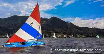 Laguna de Fúquene volvió a recibir veleros en sus aguas después de 40 años - Semana
