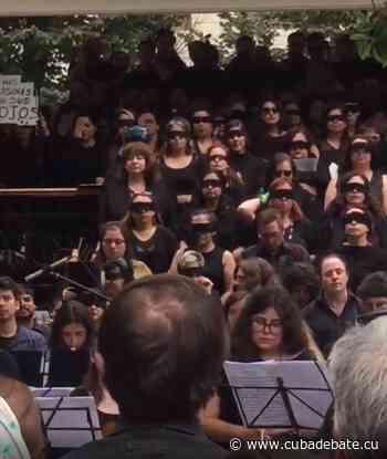 """Con un """"Requiem por Chile"""" rinden tributo en Valparaiso a las víctimas de la violencia de Estado - CubaDebate"""
