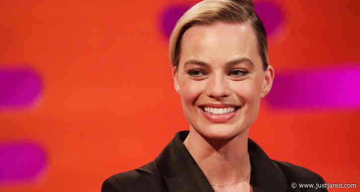 Margot Robbie Admits She's A 'Massive Nerd' for 'Harry Potter'!