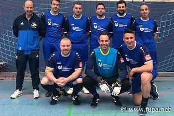 Ü32 des SV 09 Eitorf belegt vierten Platz in Niederkassel - FuPa - das Fußballportal