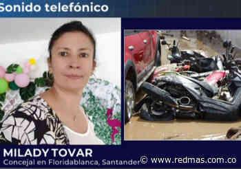 Los problemas naturales que azotan a Floridablanca Colombia - RED+ Noticias
