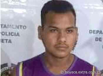 En Puerto Gaitán cayó Yackson Gabriel, peligroso narco venezolano - Extra Boyacá