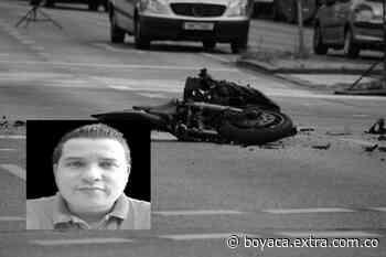 Fatídico accidente irrumpió en Puerto Gaitán: el choque entre dos motos dejó un muerto - Extra Boyacá