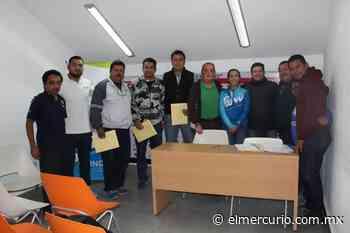 Se comprometen a colaborar las ligas deportivas de UD Adolfo Ruiz Cortines y Revolución Verde - El Mercurio de Tamaulipas