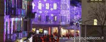 Lecco. Le luci accendono anche lo shopping - Lecco città Cesana Brianza - La Provincia di Lecco