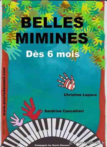BELLES MIMINES Médiathèque le Nu@ge Bleu – Tomi ungerer 91800 Brunoy 25 janvier 2020 - Unidivers