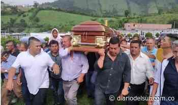 Discusión en la calle terminó en tragedia, homicidio en Sandoná - Diario del Sur