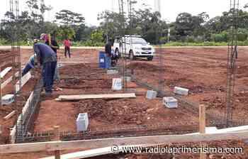 Inicia construcción de estación de bomberos en Laguna de Perlas | La Gente - Radio La Primerísima