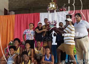 Laguna de Perlas gana Campeonato Internacional de baloncesto femenino - TN8 Nicaragua