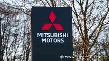 Auto - Friedberg (Hessen) - Ermittler werten Material nach Mitsubishi-Razzia aus - Süddeutsche Zeitung