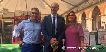 Inaugurata ufficialmente <br /> la Sagra della Scalogno <br /> a Castelvetro Piacentino... - Cremonaoggi