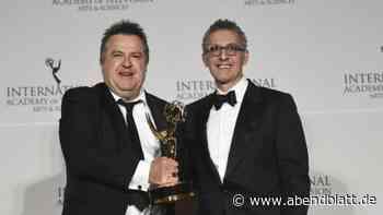 Falscher Umschlag: Panne bei den International Emmys - Hamburger Abendblatt