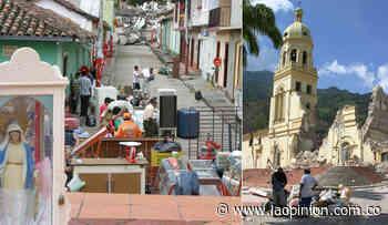 Hace 9 años Gramalote se convirtió en un pueblo fantasma - La Opinión Cúcuta